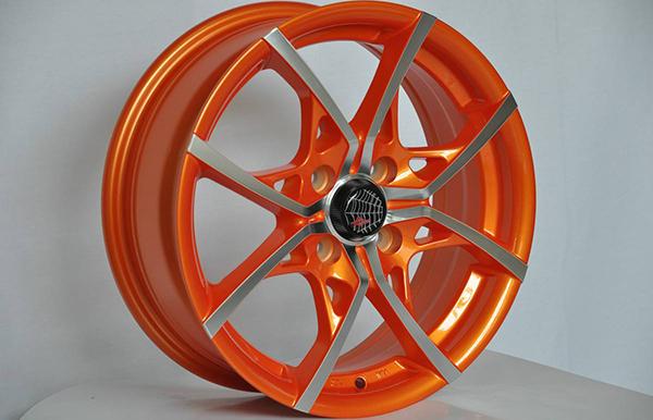 汽车轮毂涂装