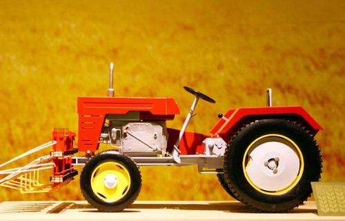 农用机械涂装